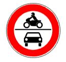 Schieben und Parken erlaubt