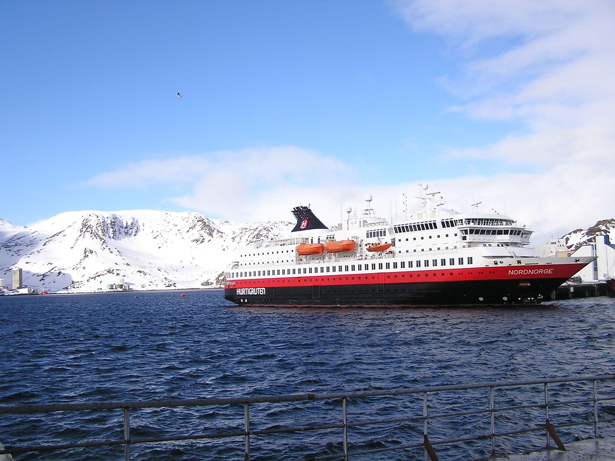 Grüße vom Nordkap   kurvenfieber: Mehr als nur Motorrad fahren